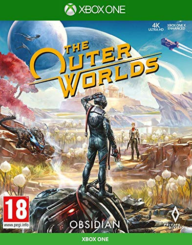 El juego Xbox One de The Outer Worlds