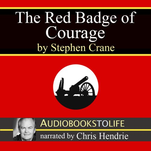 The Red Badge of Courage  By  cover art