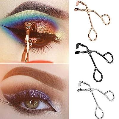 3 Pcs Eyelash Curler