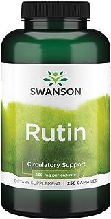 Swanson Rutin 250 Milligrams 250 Capsules