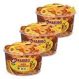HARIBO Süße Chupete, Juego de 3, Golosinas con Cola de Sabor, Goma ftalatos,...