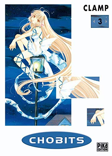 Chobits, tome 3