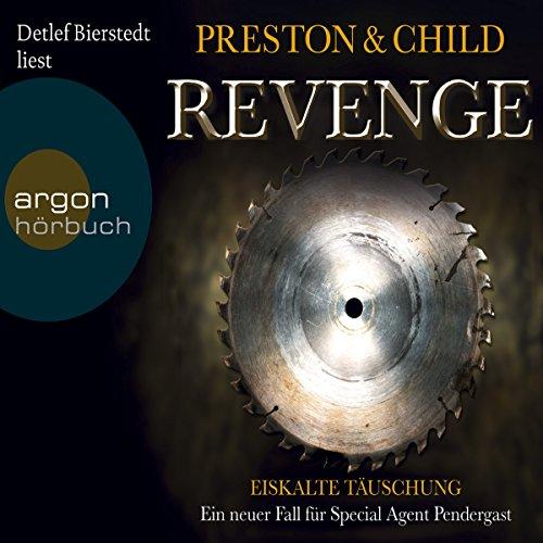 Revenge: Eiskalte Täuschung audiobook cover art