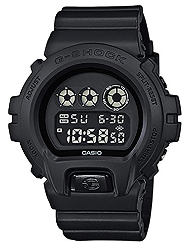 Casio G-Shock Men's Digital DW6900BB-1 Watch Black