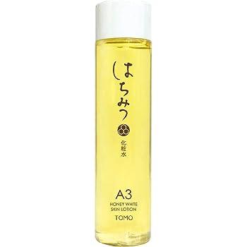 低刺激 美容成分たっぷり配合 さっぱりタイプのはちみつ化粧水 ハニーホワイトスキンローションA3 120ml