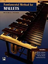 Best fundamental method for mallets Reviews