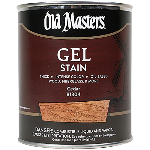 Best stain for red cedar