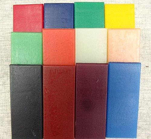 Stockmar Watercolor Paint Basic Assortment - 6 Colors