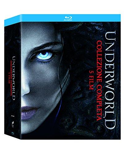 Underworld Collezione Completa (Box 5 Br)
