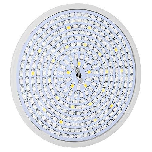 Semme 8W Plant Grow Lights, 290 LEDs Indoor Plant Growing Lights Lampe für Gewächshaus-Wasserkultur, E27-Basispflanze für Keimung, Vegetation und Blüte