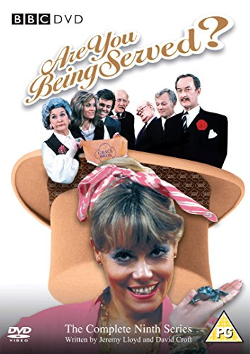 Are You Being Served? - Series 9