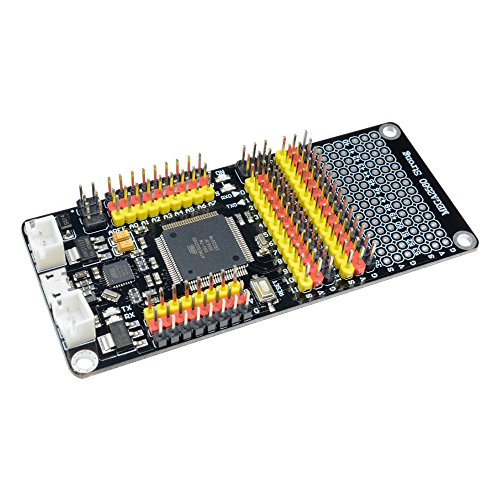 diymore Strong Mega 2560 Development Board ATmega2560 Microcontroller Board ATMEGA16U2 Compatible With Arduino Mega2560 R3