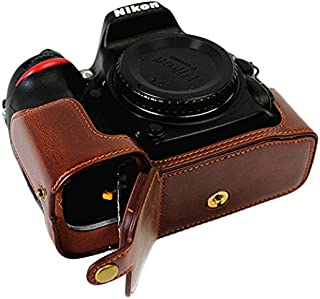 Color : D7500 red Pinyu Silicone Armor Skin Case DSLR Camera Body Cover Protector Video Bag for Nikon D750 D5500 D5600 D7100 D3400 D3500 D810 D7500
