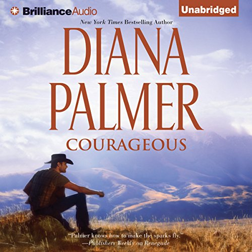 Courageous audiobook cover art