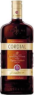Becherovka Cordial Premiumlikör 1 x 0,5 Liter Typisch für ihn ist seine Honigfarbe, ein ausgesprochen süßer Geschmack.