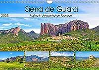 Sierra de Guara - Ausflug in die spanischen Pyrenaeen (Wandkalender 2022 DIN A4 quer): Bildkalender der spektakulaeren suedlichen Vorpyrenaeen (Monatskalender, 14 Seiten )