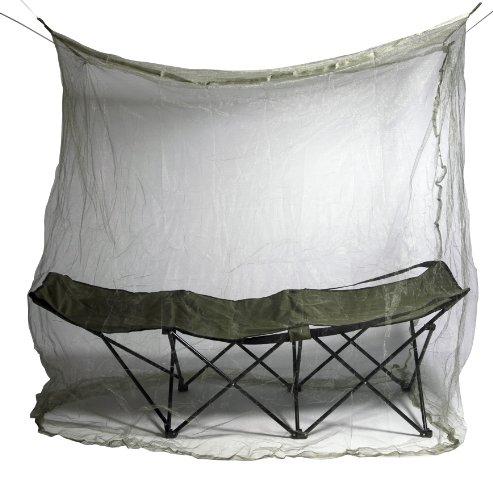 Cao Camping Moustiquaire rectangulaire Vert