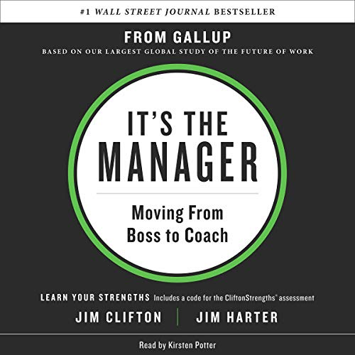 It's the Manager  By  cover art