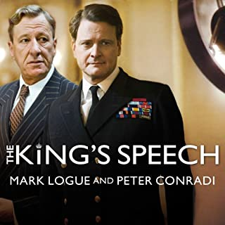 The King's Speech cover art