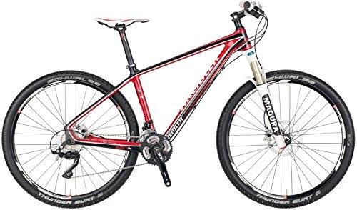 Kreidler Stud 1.0 Carbon 27.5R Mountain Bike 2015 (Rot/Schwarz, 48cm)
