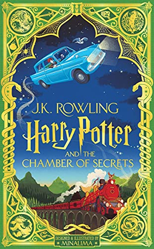 Compare Textbook Prices for Harry Potter and the Chamber of Secrets MinaLima Edition Illustrated edition 2 Illustrated Edition ISBN 9781338716535 by Rowling, J. K.,Minalima