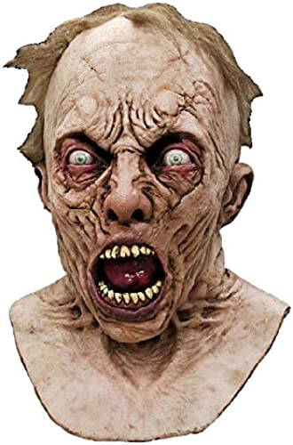 World War Z Deluxe Maske Wissenschaftler Zombie zu Halloween