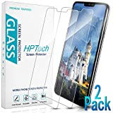 HPTech LG G7 ThinQ Screen Protector - (Japan Tempered Glass) Film...