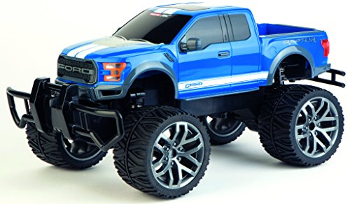 Carrera RC 370142026 - Ford F-150 Raptor, blau