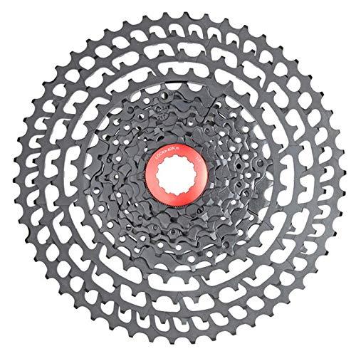 Ultralight 12 MontañA Velocidad De Bicicletas Casete, 11-50T Bicicletas de Rueda Libre, Que Compite con Accesorios de La Bicicleta, Compatible con Shimano y Sram MTB Gear Shift Kit