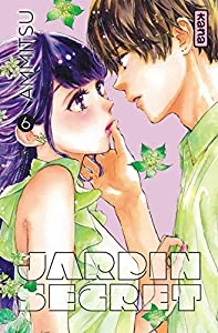 Jardin Secret Edition simple Tome 6