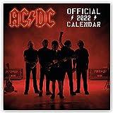 ACDC 2022 - 16-Monatskalender: Original Pyramid Kalender [Mehrsprachig] [Kalender]