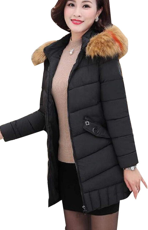 Gocgt Women's Slim Fit Packable Down Outwear Puffer Down Coats Jacket