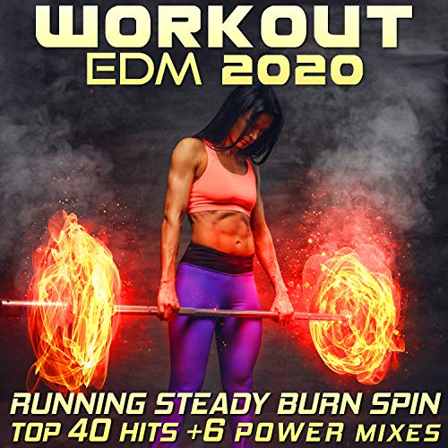 Interval Tracker (120 BPM, Running Steady Burn Fitness Edit)