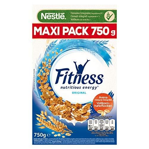 Cereales Nestlé Fitness Original - 3 paquetes de 750 g