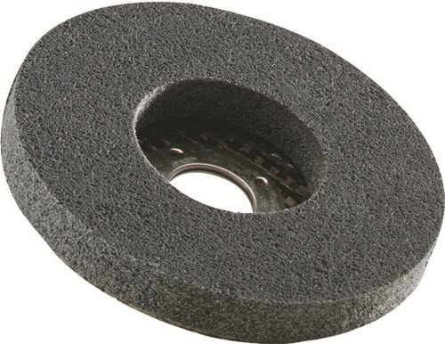 United Abrasives-SAIT 77875 4-1/2 by 7/8 524 Type 27 Non-Woven Unitized Disc, 4-Pack