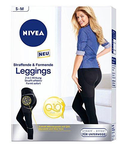 Nivea Straffende Formende Leggings, S-M, 1er Pack (1 x 1 Stück)