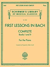 bach minuet easy piano sheet music