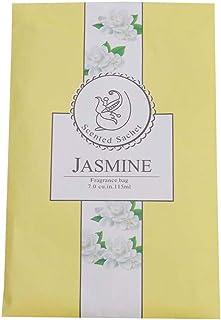 KISSFRIDAYフローラルクローゼットワードローブ防カビ防臭剤アロマサシェバッグ(ジャスミン)