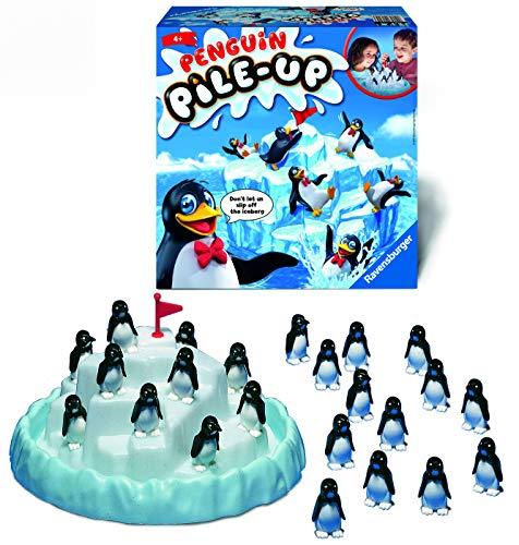 Ravensburger UK 21315 Penguin Pile Up Spiel