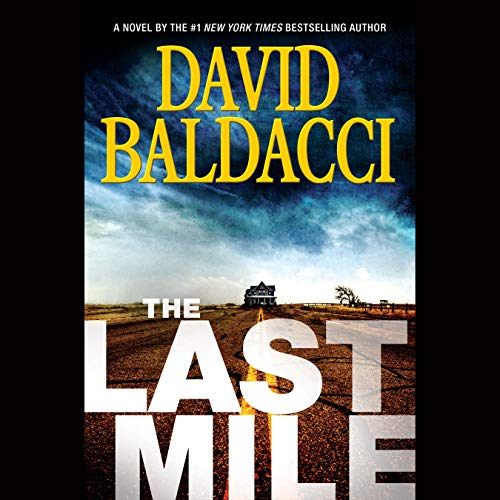 The Last Mile audiobook cover art