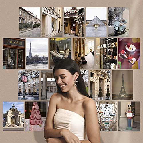 Finoly Fotos Láminas Decorativas Decoración Pared Pack 75 Unidades para Habitación Dormitorio...