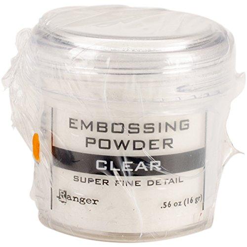 Ranger SF clear-embossing poeder, acryl, meerkleurig