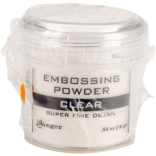 Ranger SF Clear-Embossing Puder, Acryl, Mehrfarbig