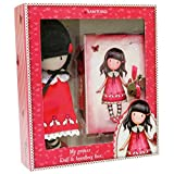 Gorjuss CK-11F-G Set Regalo Muñeca y Joyero con Candado - Time To Fly