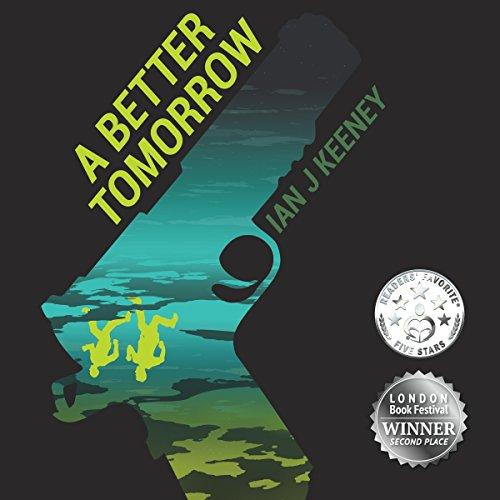 A Better Tomorrow audiobook cover art