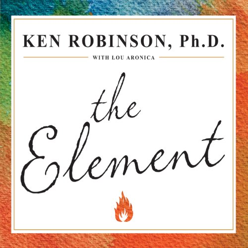 The Element audiobook cover art