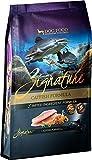 Zignature Catfish Low Sodium Formula Dry Dog Food, 13.5 lb. bag. Fast...