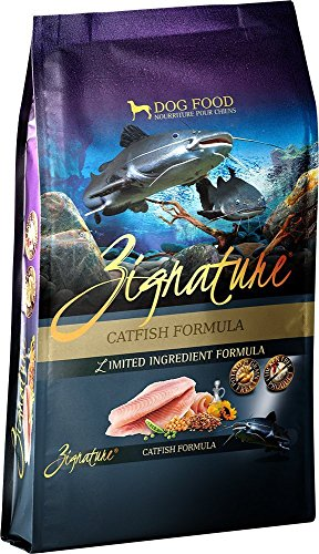 Zignature Catfish Low Sodium Formula Dry Dog Food, 13.5 lb. bag. Fast Delivery, by Just Jak