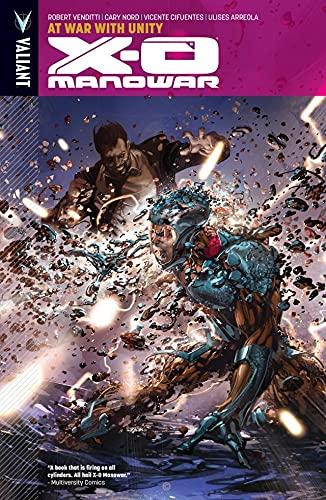 X-O Manowar Vol. 5: At War With Unity - Introduction (X-O Manowar (2012- )) (English Edition)