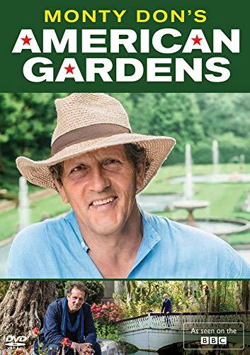 Monty Don's American Gardens [DVD]